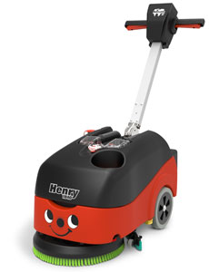 Henry Scrubber Dryer